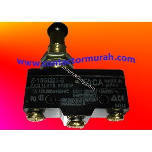Limit Switch Omron