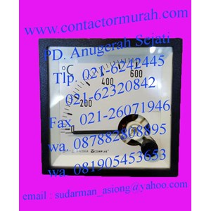 complee tipe CP-C72-N ammeter