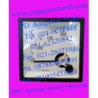 Jual complee ammeter tipe CP-C72-N 20mA 2