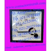 Jual tipe CP-C72-N ammeter complee 20mA 2