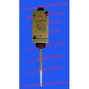 limit switch HL-5300 omron 5A