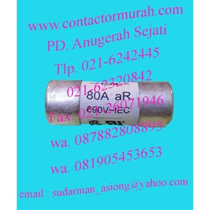 eaton 80A fuse tipe FWP-80A22FI