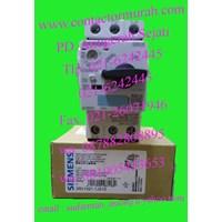 Distributor mccb siemens 130A tipe 3RV1021-1JA10 mccb 3