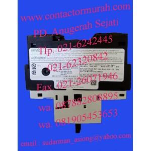 mccb siemens 130A tipe 3RV1021-1JA10 mccb