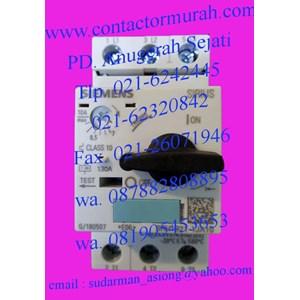 mccb 130A tipe 3RV1021-1JA10 130A mccb