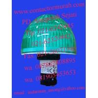 Jual pilot lamp idec HW1P-504G 24V 2