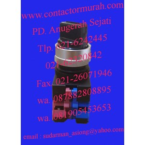 From idec 10A selector switch ASW211 0