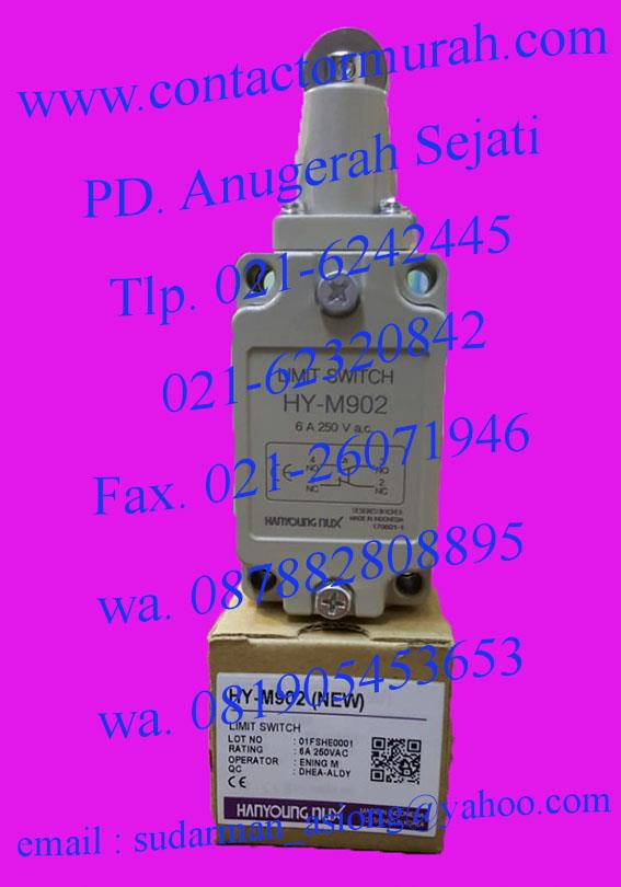 Jual Limit Switch Hy M902 Hanyoung Harga Murah Jakarta