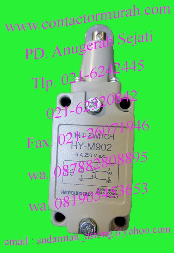 Jual Limit Switch Tipe Hy M902 Hanyoung Harga Murah