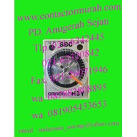 Jual timer 3A tipe H3Y-2 Omron 3A 2