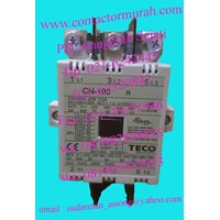 Distributor teco 130A tipe CN-100 kontaktor 130A 3