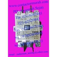 Beli teco 130A tipe CN-100 kontaktor 130A 4