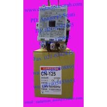 kontaktor 150A CN-125 teco