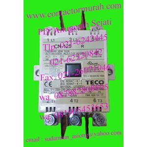 teco CN-125 kontaktor