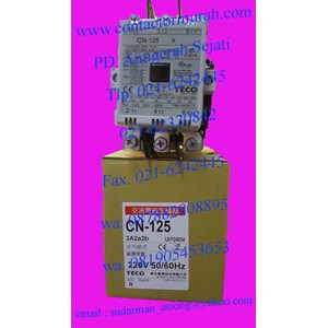 teco kontaktor CN-125 150A