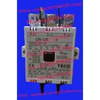 Jual teco kontaktor 150A CN-125 150A  2