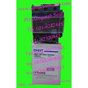 Dari AC kontaktor chint NXC-100 1