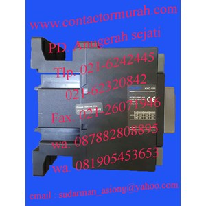 From AC contactor chint 110A 0