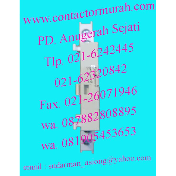 auxiliary kontak NHI11-PKZ0 eaton 5A