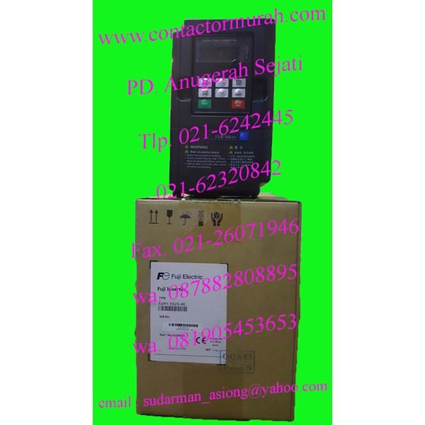 inverter tipe FVR15S2S-4E fuji 1.5kW