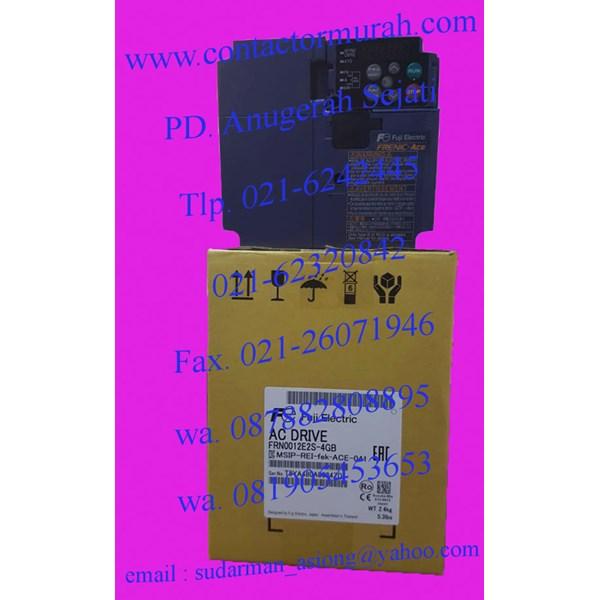 fuji inverter tipe FRN0012E2S-4GB