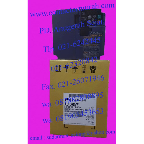 fuji inverter FRN0012E2S-4GB 380-480V
