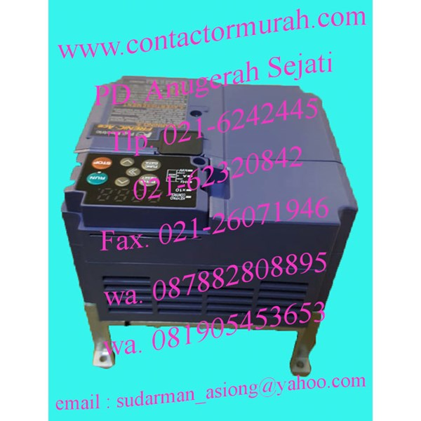 fuji 13A inverter FRN0012E2S-4GB