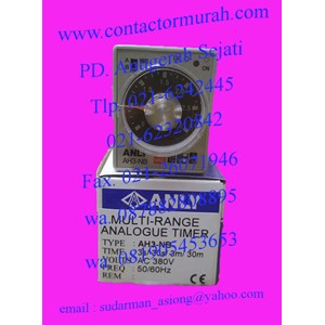 From anly 250VAC timer 0