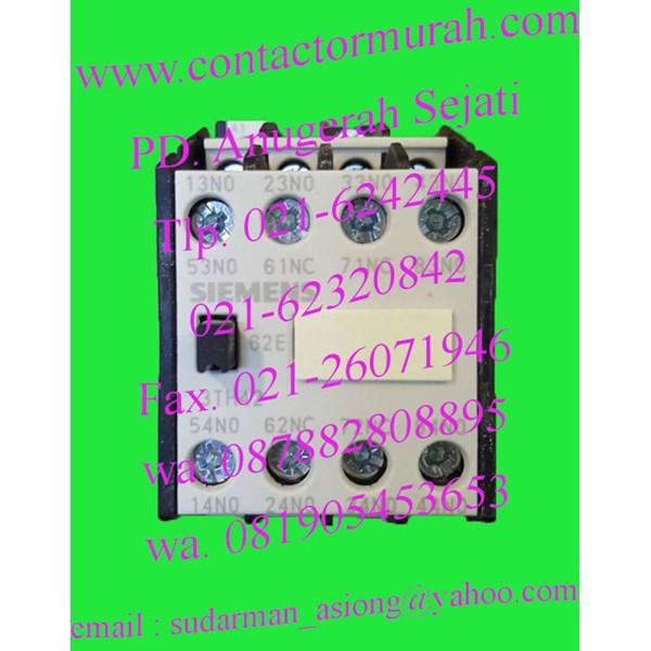 siemens tipe 3TH42 kontaktor 16A