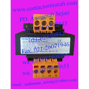 Dari kontrol transformer Chint tipe JBK5-63 220V 2