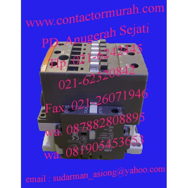 kontaktor abb tipe AX80 125A