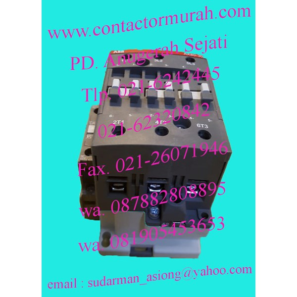kontaktor 125A abb 220V