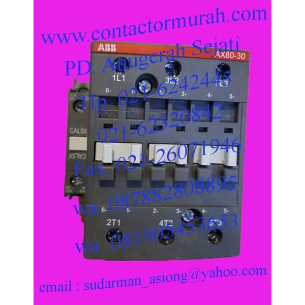abb AX80 kontaktor