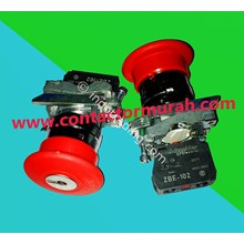 Push Button Mushroom Key Switch