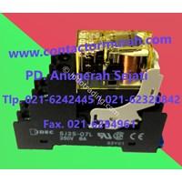 Distributor Sj25-07L 8A Idec Relay 3