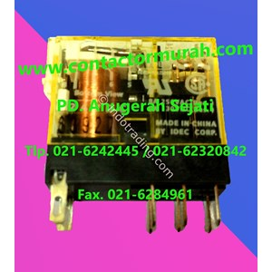 Relay Idec Dan Socket Tipe Sj25-07L