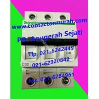 Distributor Schneider C32 Tipe Ic60n Mcb 3