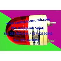 Distributor Patlite Tipe Rh-230L Lampu Rotary 3