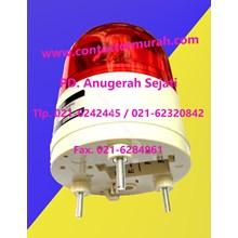 Patlite Tipe Rh-230L Lampu Rotary