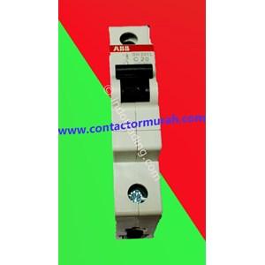 Mcb Tipe Sh201l 20A Abb