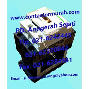 Contactor 24Vdc 25A Schneider Tipe Lc1d09bd