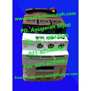 Schneider 24Vdc 25A Contactor Tipe Lc1d09bd