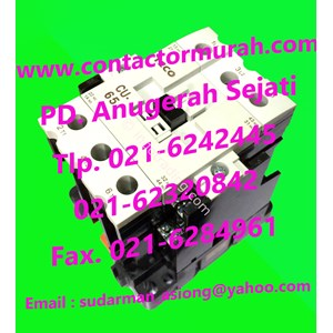 Contactor 100A Tipe Cu-65 Teco