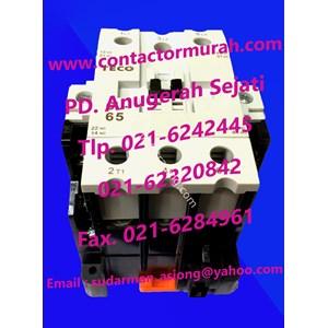 Contactor Teco 100A Cu-65