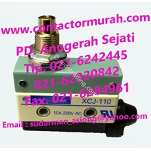 Telemecanique 10A Tipe Xcj-110 Limit Switch