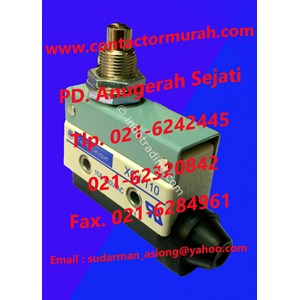 Telemecanique Xcj-110 Limit Switch 10A