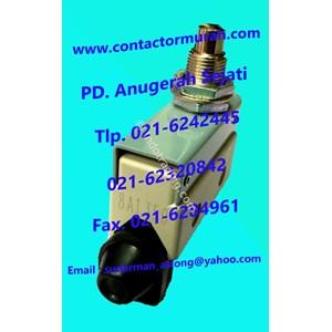 Telemecanique 250Vac 10A Tipe Xcj-110 Limit Switch