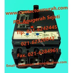 Contactor 250A Tipe Nsx250f Schneider