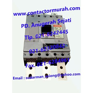Fx600 3P Hitachi Mccb