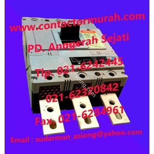 Mccb Hitachi Tipe Fx600 3P